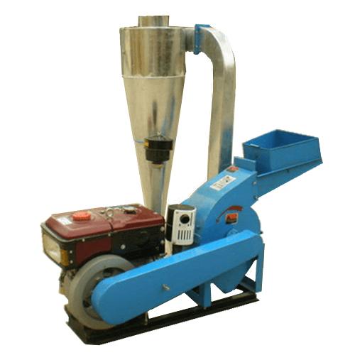 animal feed crusher machine