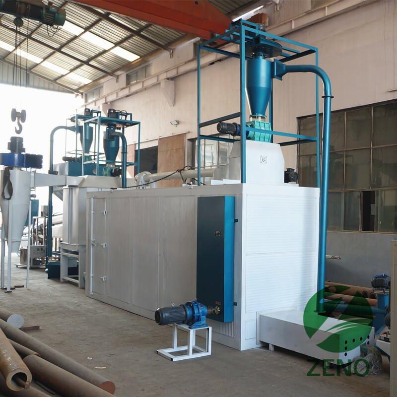 animal feed drying machine