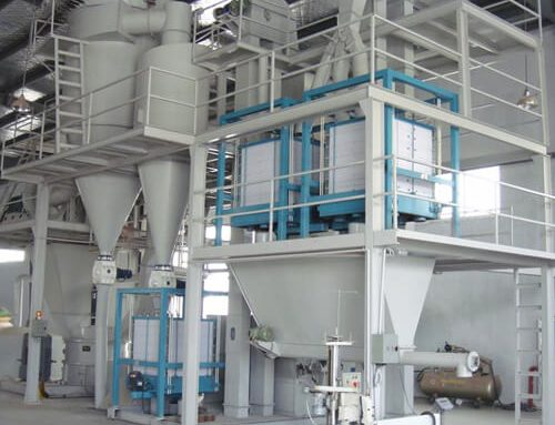 Feed Production Line 5-8ton/h