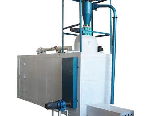 Feed Dryer Machine 300-500kg/h