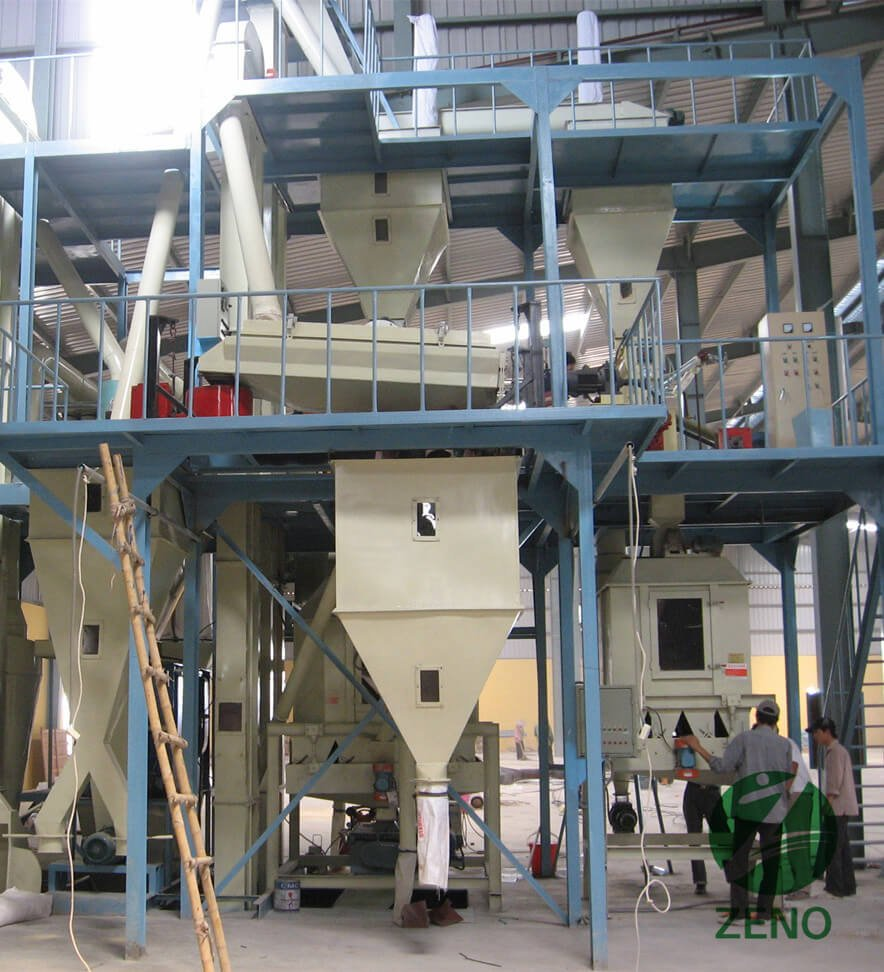 poultry feed plant in Thailand