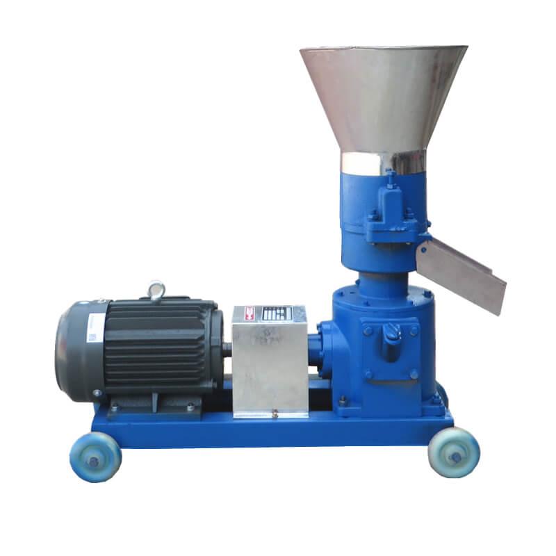 small feed pellet mill