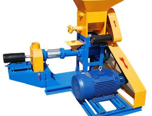 Fish Feed Machine 30-50kg/h