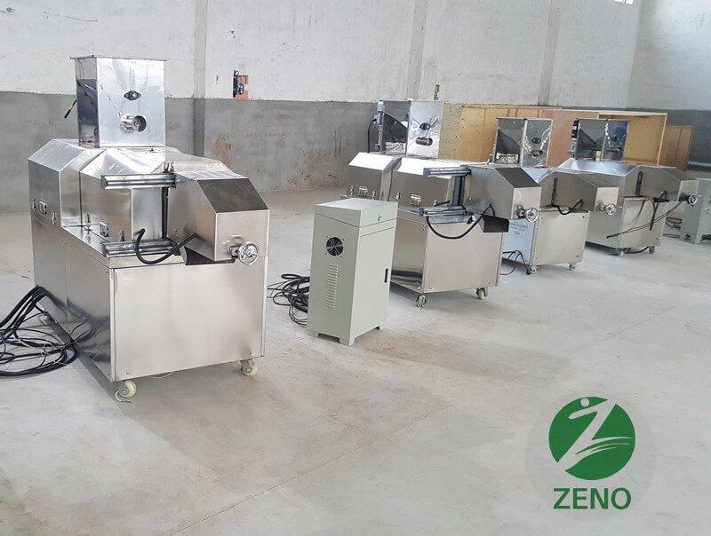 zeno extruder machine