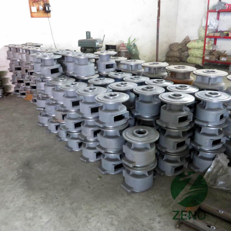 zeno feed pellet mill