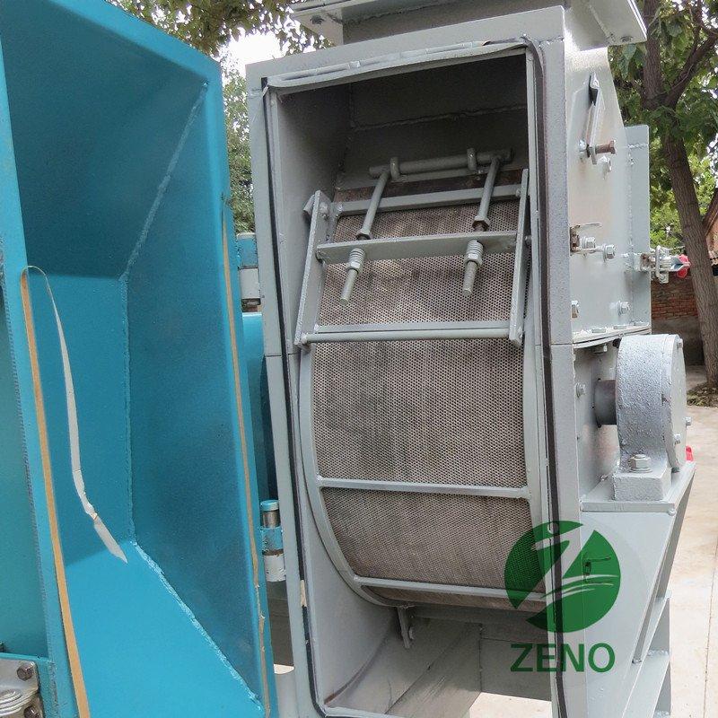 automatic premix feed plant