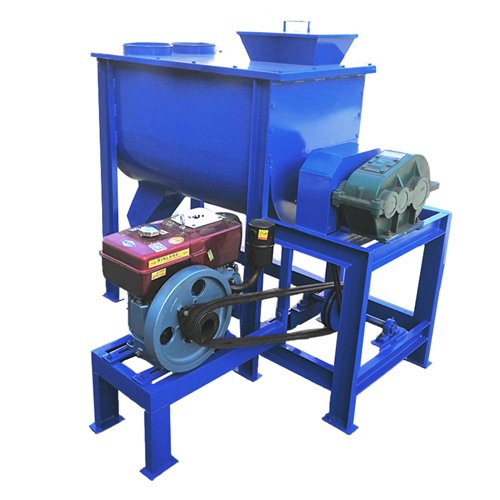 cattle feed mixing machine