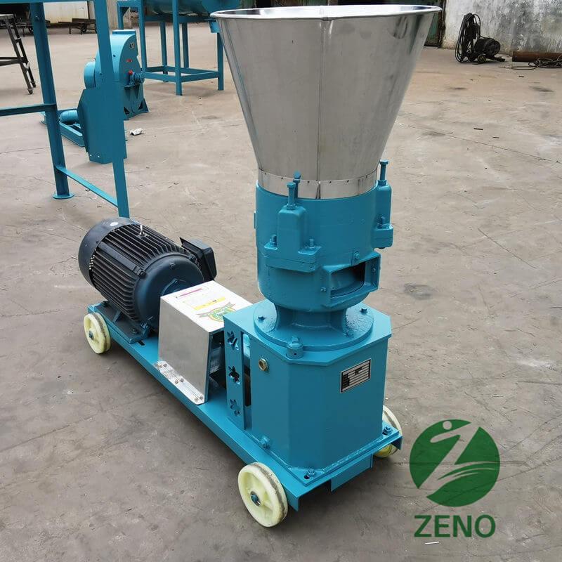 cattle feed pellet machine