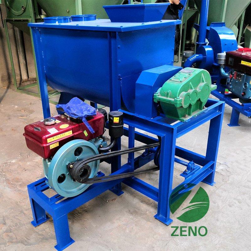 diesel feed mixer machine