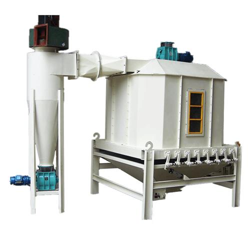 feed pellet cooler machine