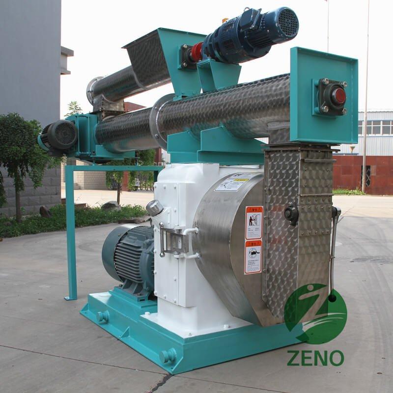 feed pelleting machine