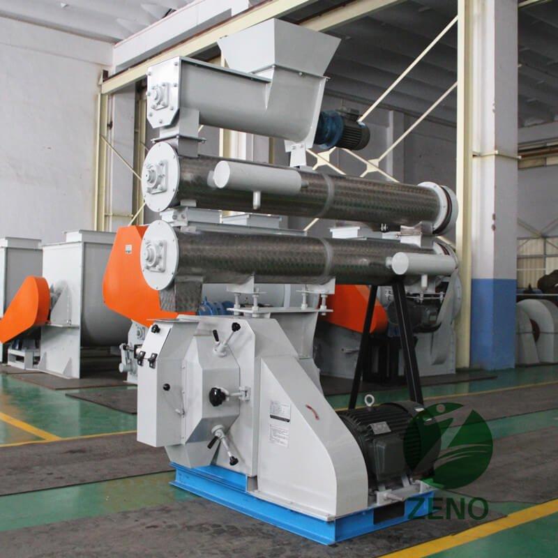 commercial feed pellet mill