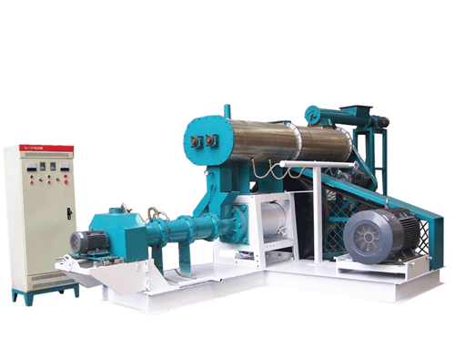 Fish Feed Machine 1-2tons/h