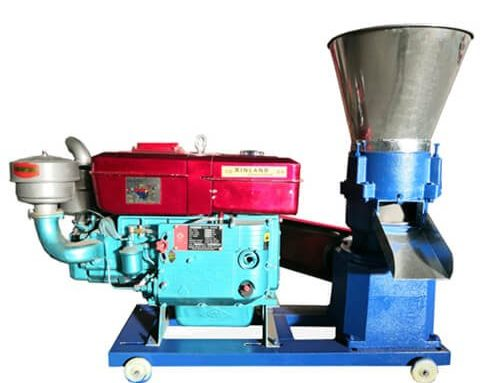 Feed Pellet Machine 700-800kg/h