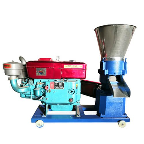grass pellet maker machine