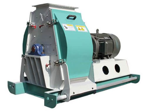 Animal Feed Crusher 3-5tons/h