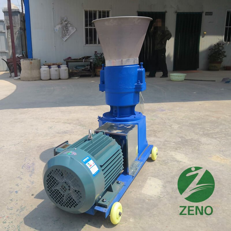 livestock feed pellet making machine