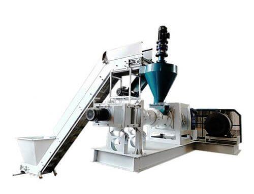Feather Extruder Machine 200~250kg/h