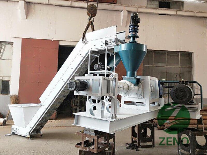 feather powder making machine