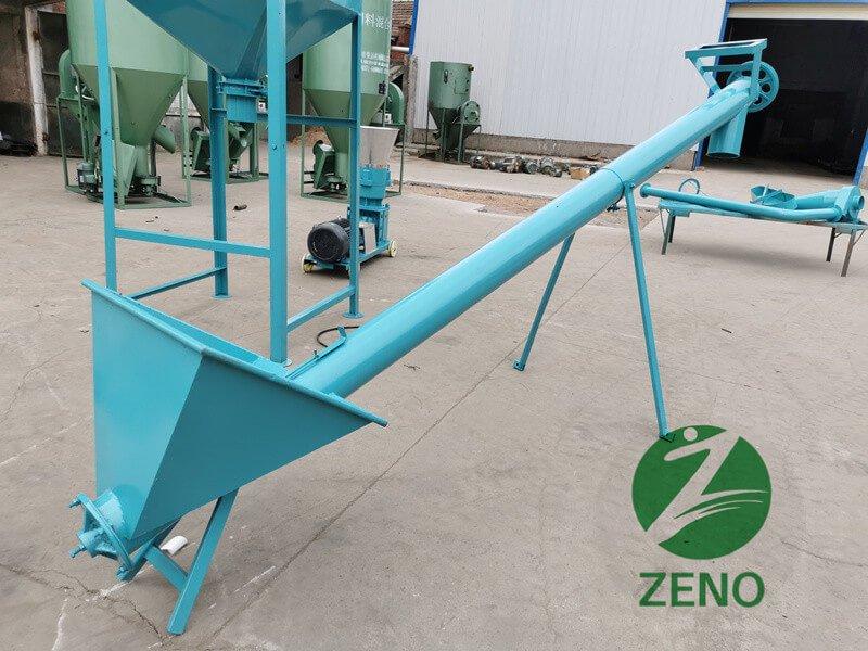 screw feed conveyor