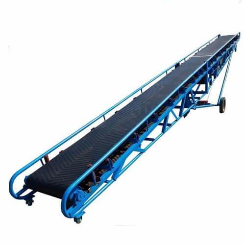 cattle feed conveyor