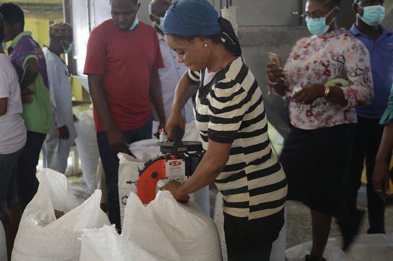 fish feed plant in Nigeria