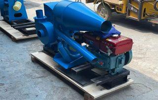 diesel corn grinder machine